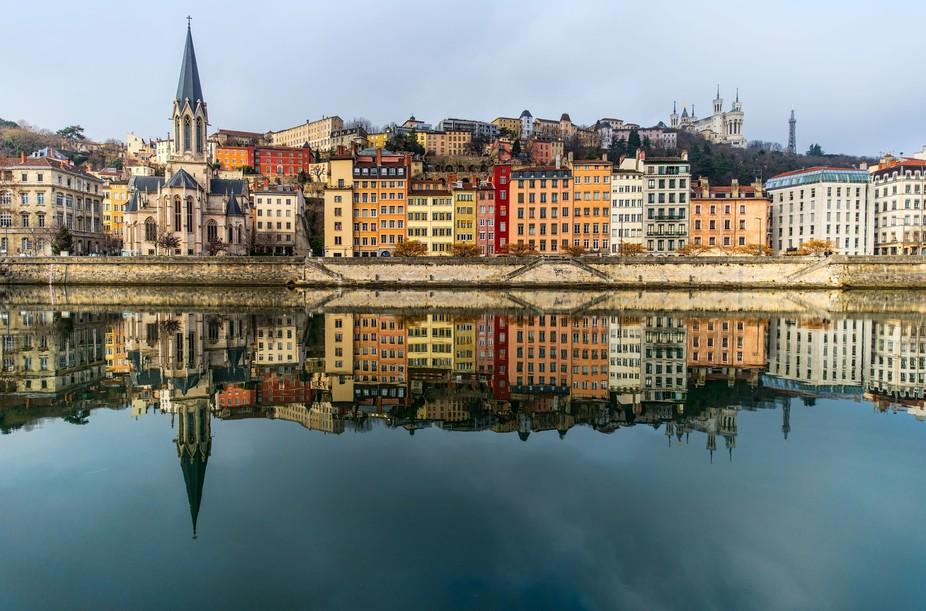 Lyon Reflections