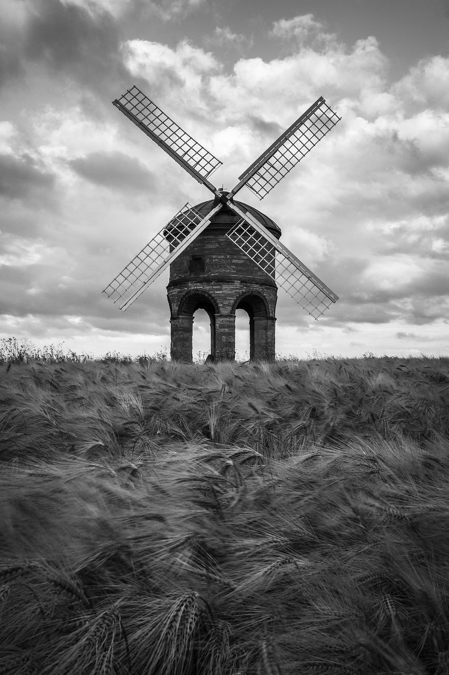 Chesterton Windmill by johnchapman - Windmills Photo Contest