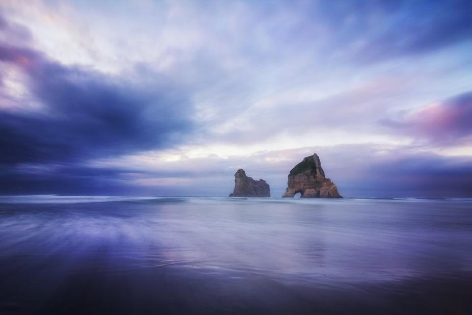 Wharariki Beach | New Zealand