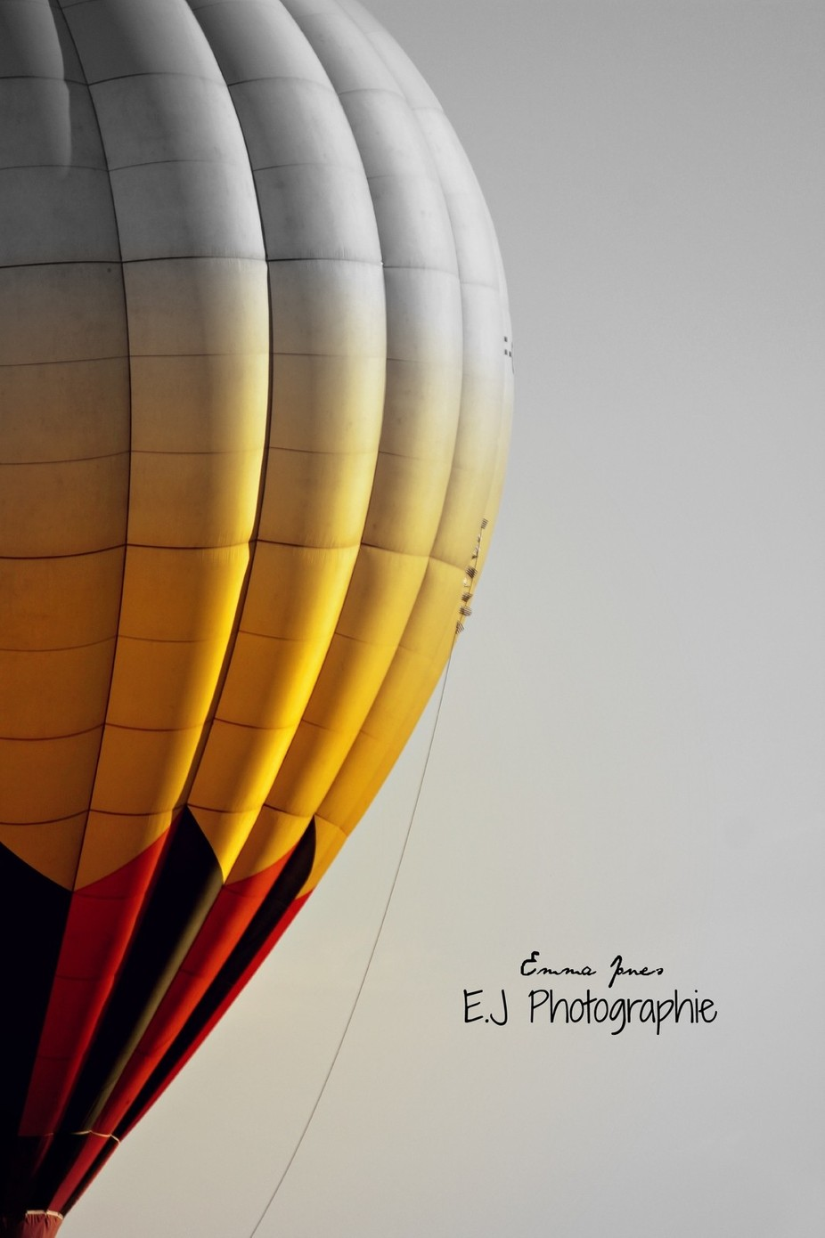 Hotair Balloon by EmmaJPhotographie - Show Balloons Photo Contest