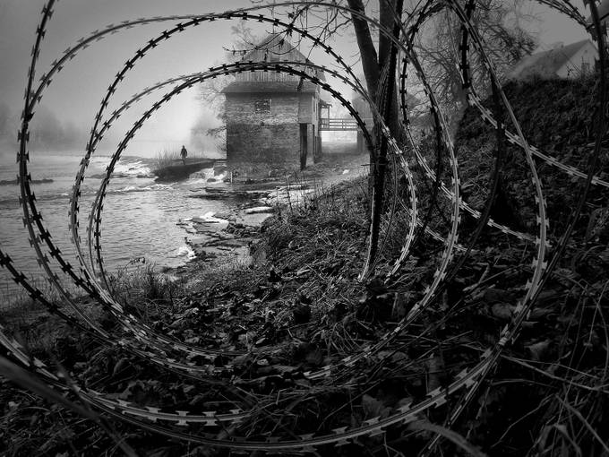 OUR SHAME by nikosladic - Fences Photo Contest