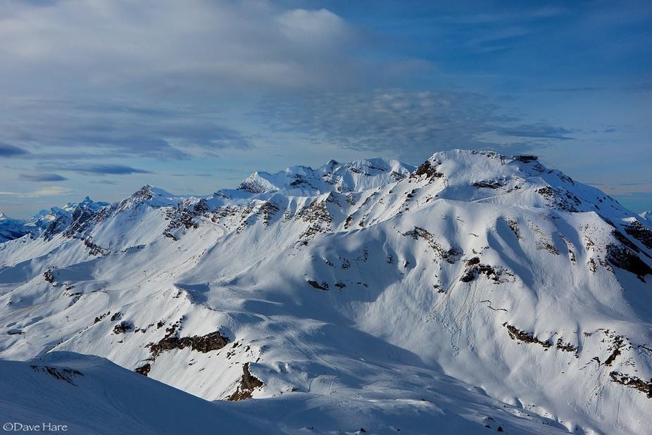 Taken in the Portes Du Soliel, Switzerland on a skiing trip