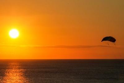 Godrevy Cornwall sunset