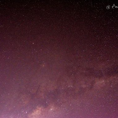 Shot taken during a night of June in the Arequipa area in Perù.