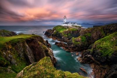 Last Light at the Coast