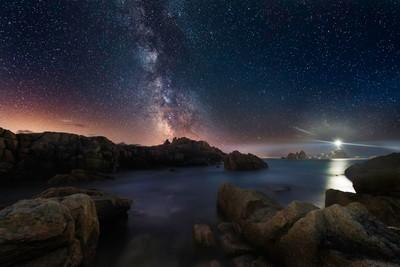 Corbiere Milky Way