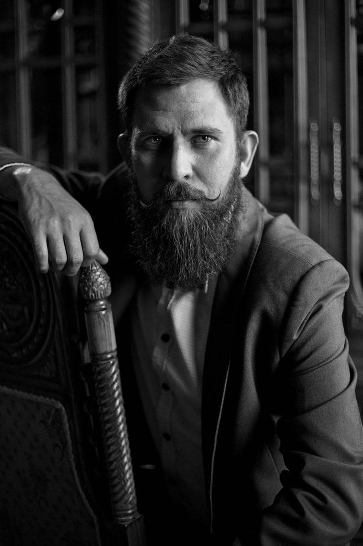 by AnastaciaPetropavlovskaya - Beards and Mustaches Photo Contest