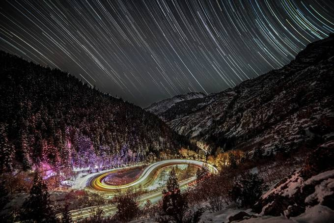 Caught Speeding by Followtheleed - Clever Angles Photo Contest