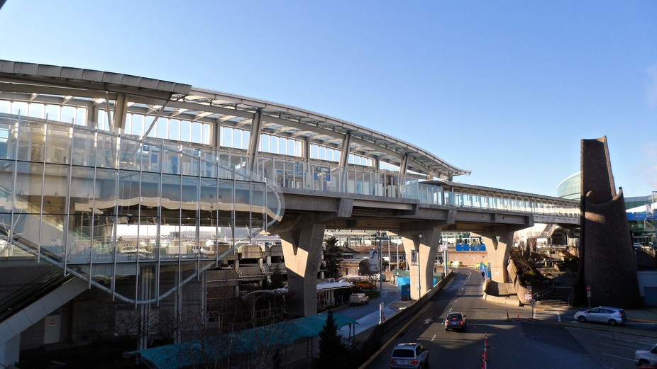 Vancouver Airport, Listed as one of the top 10 airports in the world in 2014. Though this is wher...
