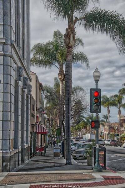 Ventura streets HDR