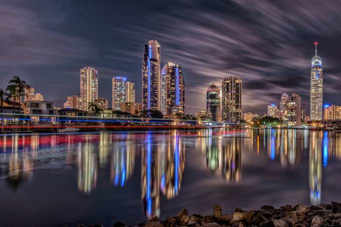 SurfersParadise by mattzpixz - City Views Photo Contest