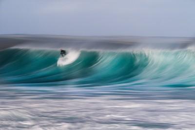 Slow Surfer Wave 4