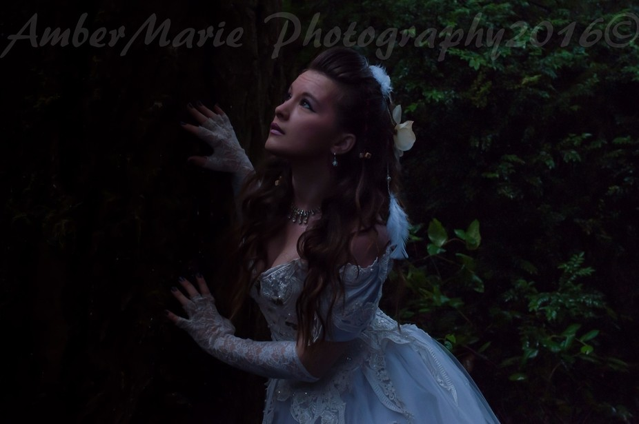 """Sarah from the """"Labrynth""""  themed shoot i did"""