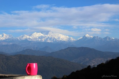 Landscape of the Himalayas