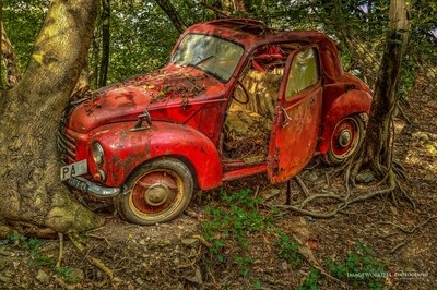 The lost car