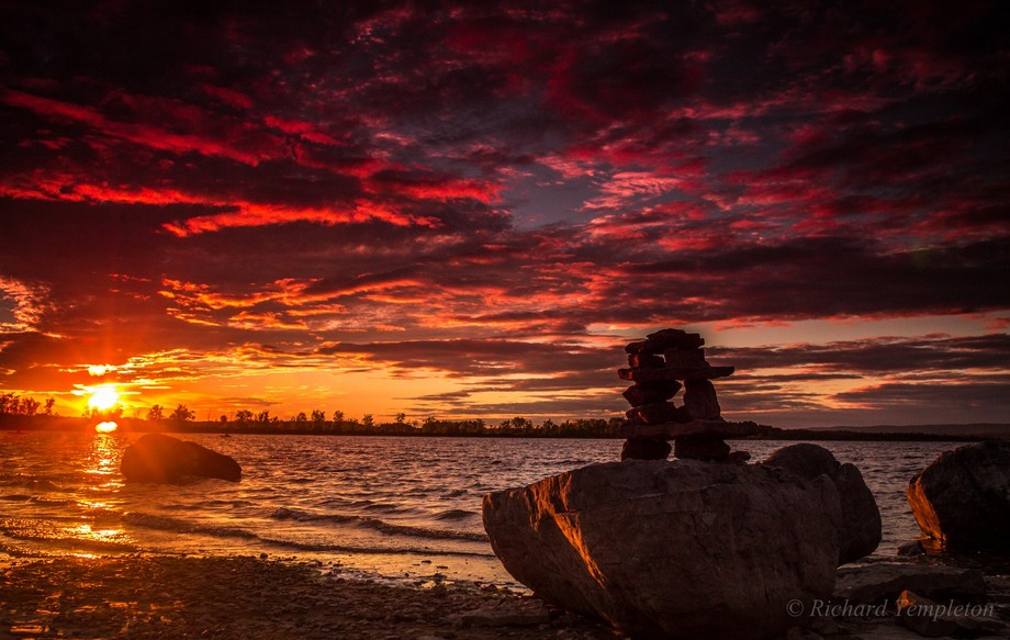 Livin' the Dream  I took this shot down by Shirley's Bay in Ottawa Ontario. As...