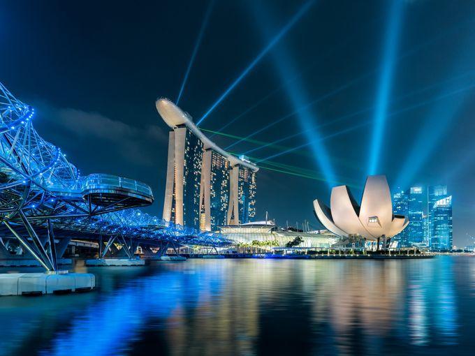 Marina Bay Sands, Singapore by mathewbrowne - Modern Architecture Photo Contest