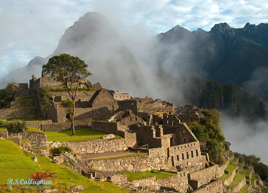 Getting on one of the first buses to the site which leave from Aguas Calientes at 5:30am, is a must if you hope to catch the early light at this monumental acropolis of the Inca.