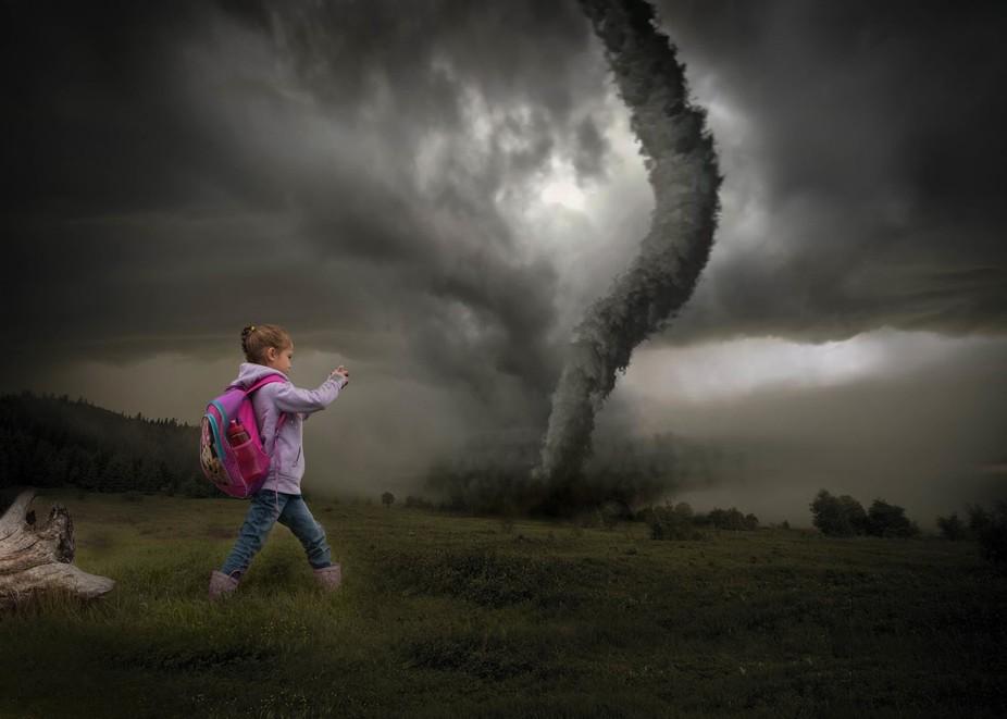Tornado, bad weather