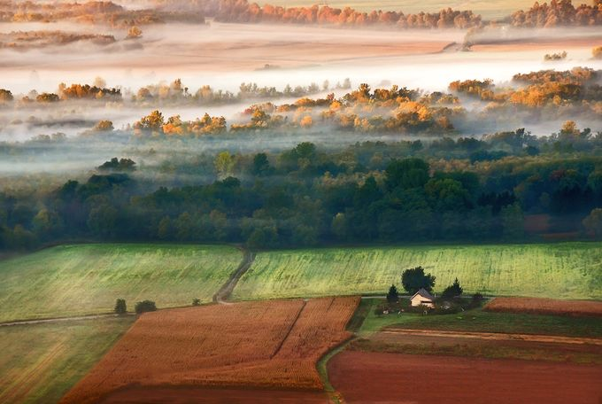 Start the day by Prijaznica - Rural Vistas Photo Contest