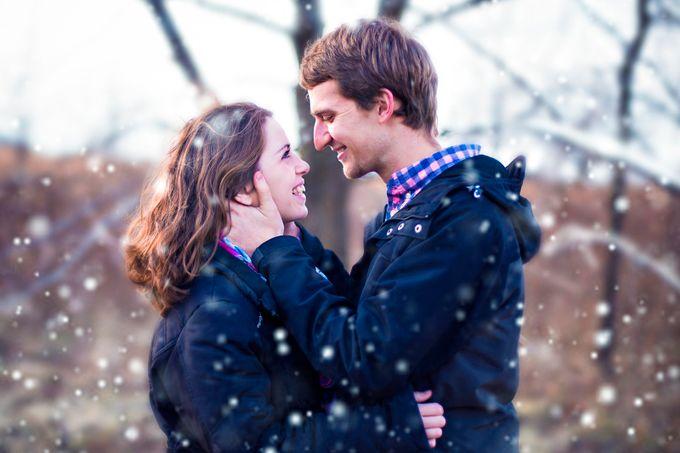 Winter Romance  by kylere - Love Photo Contest Valentines