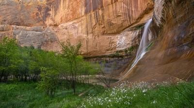 Lower Calf Creek, Utah