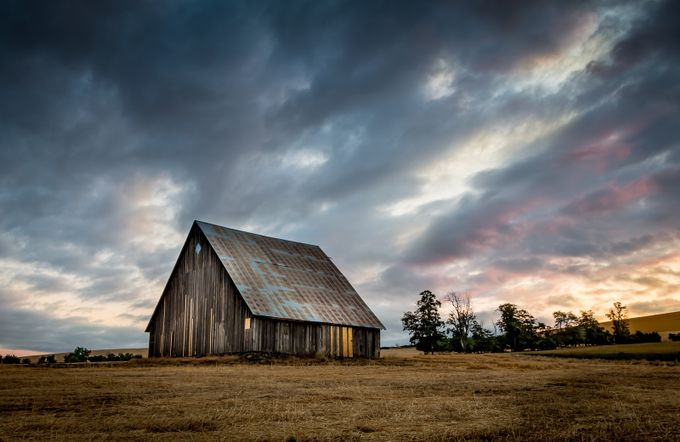 Millcreek Barn  by victorattoh - Farms And Barns Photo Contest