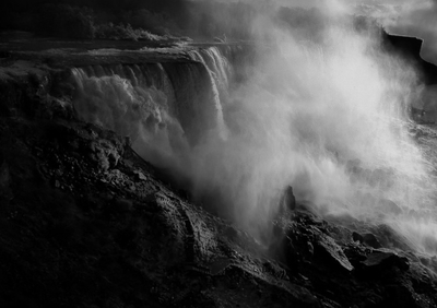 The Falls that Never Sleep