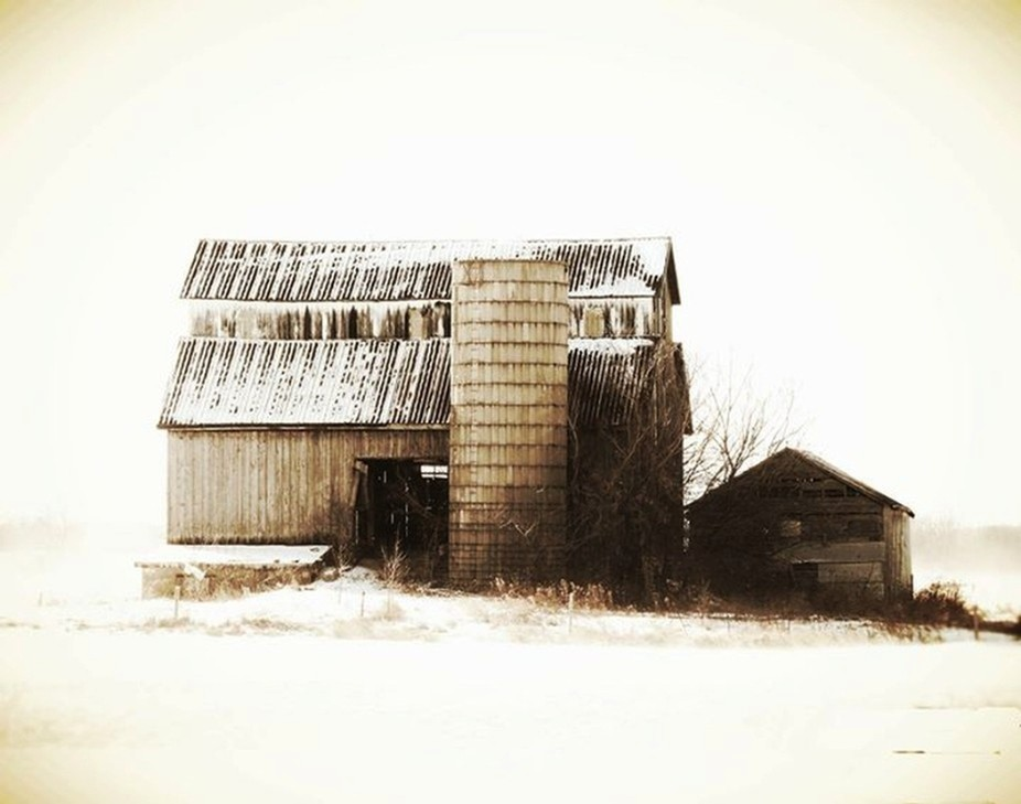 Barns...Can't Help Myself..