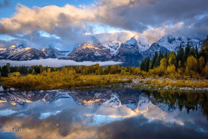Grand Teton - First Light by GMyer - Unforgettable Landscapes Photo Contest by Zenfolio
