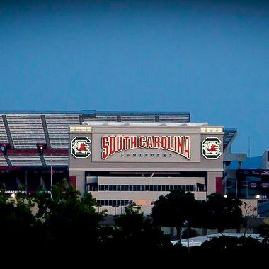 Home of the South Carolina Gamecocks