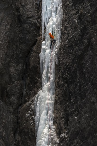 Climbing Spada nella Roccia