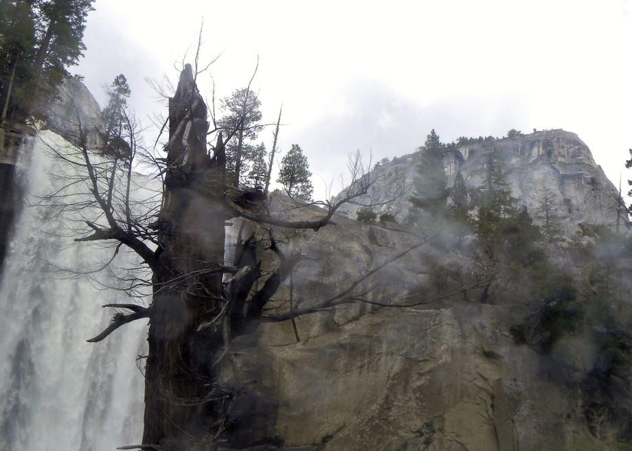 Vernal Falls, Yosemite CA