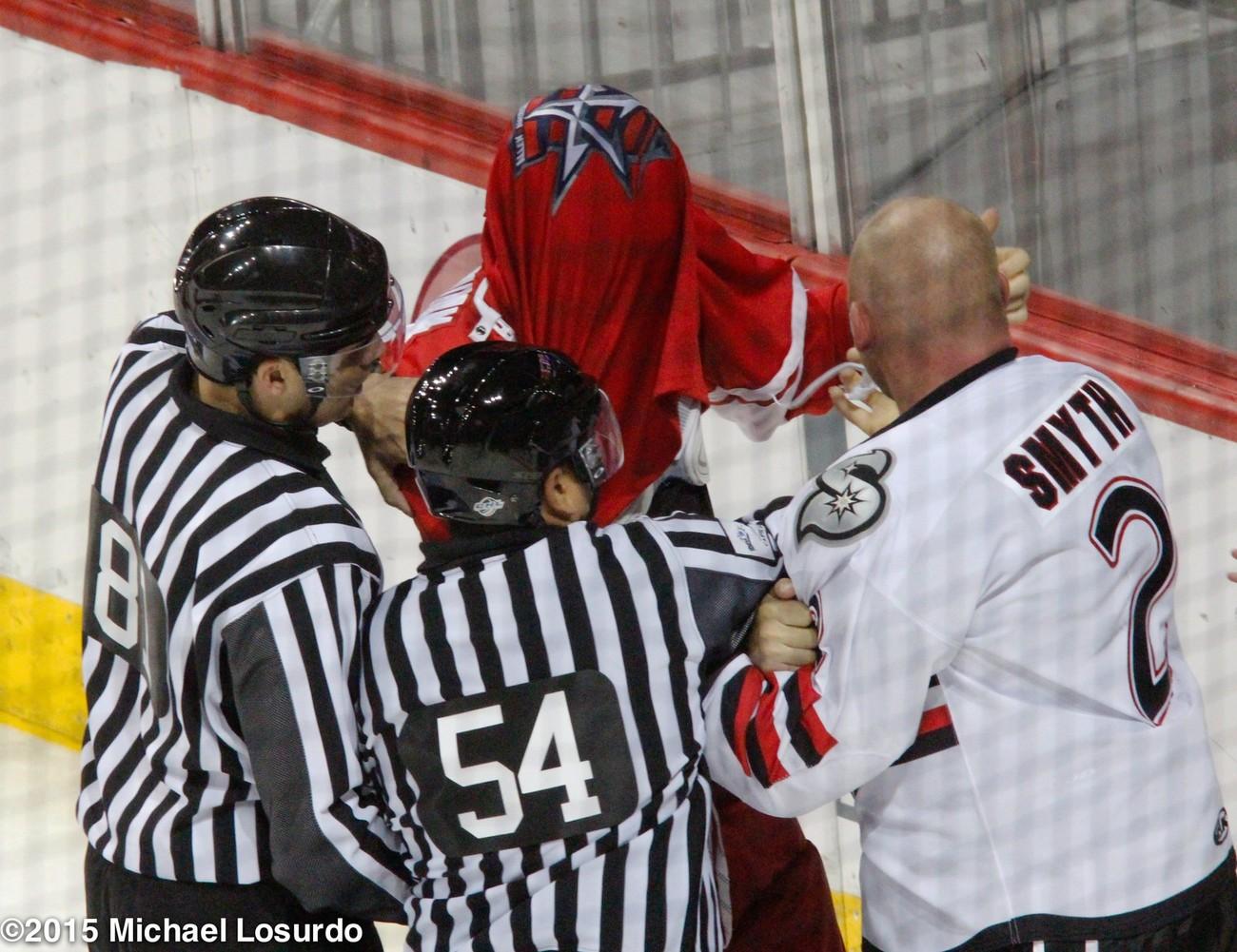 Allen Americans hockey is a lot of fun