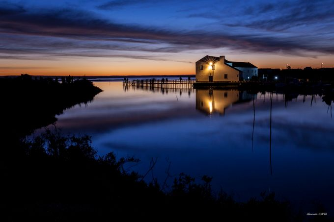 """Sunrise in blue"" by Mourato - The Blue Hour Photo Contest"
