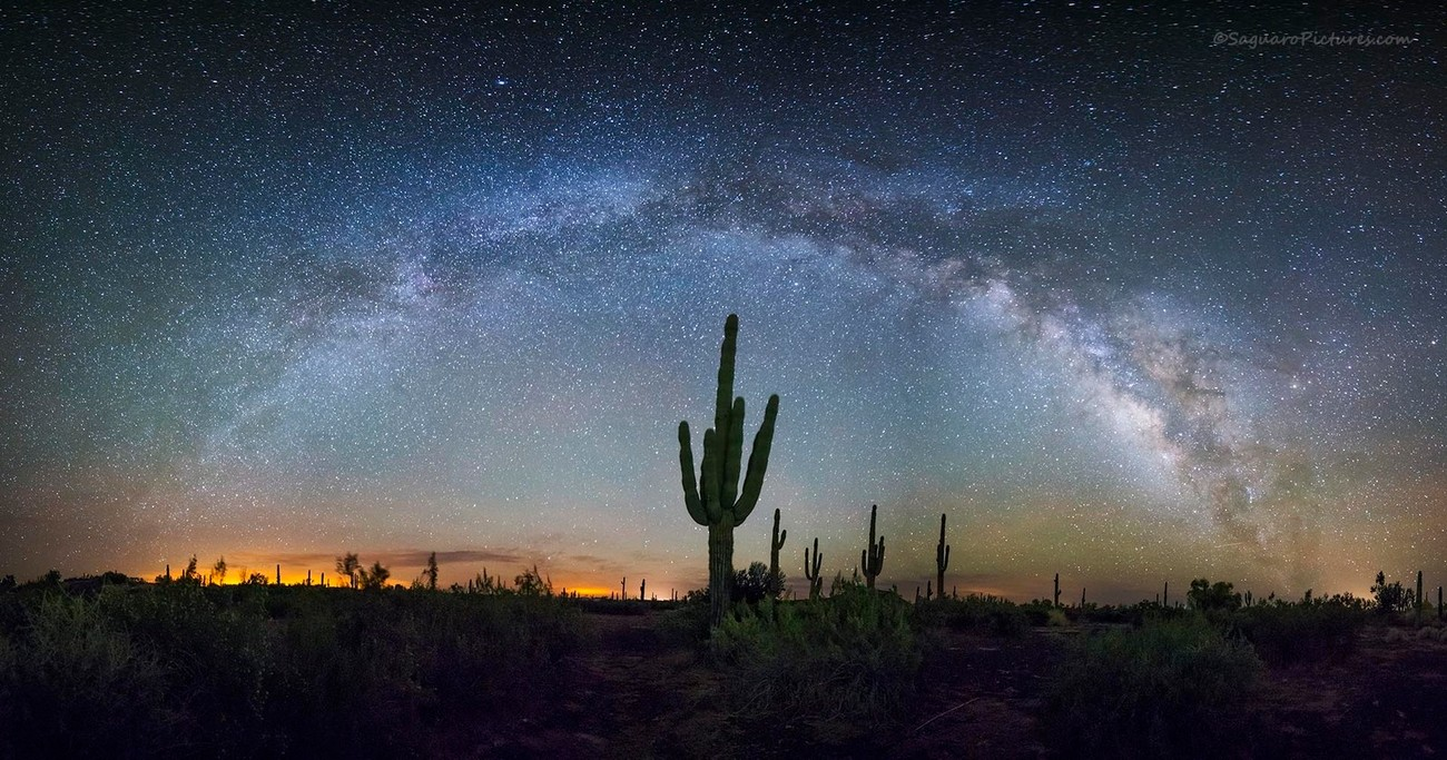 The Milky Way Photo Contest Winners