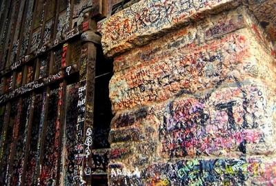 Juliet's Wall