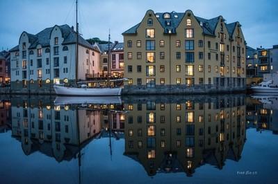 Jugend city Aalesund