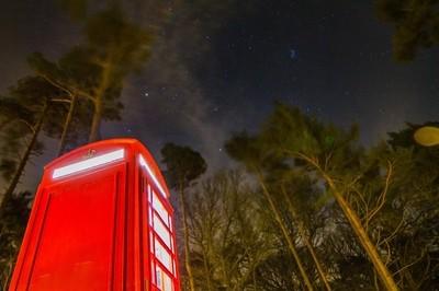 Phone box and beyond