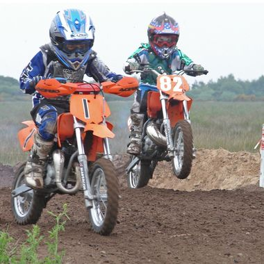 The Race is On @ The Carse