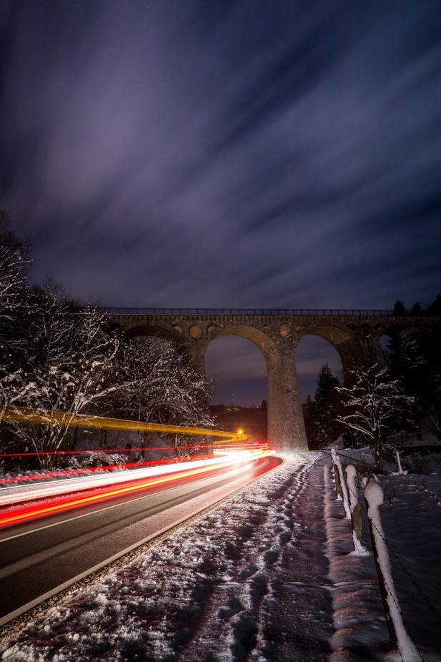 Viadukt by PF-pics - Experimental Light Photo Contest