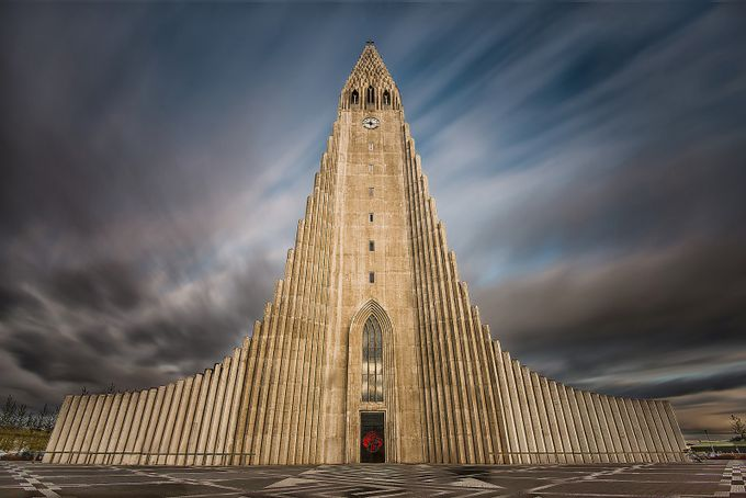 Hallgrimskirkja, Reykjavik Iceland by angie_1964
