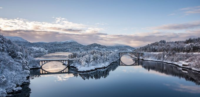 Old bridges by fredie - Spectacular Bridges Photo Contest