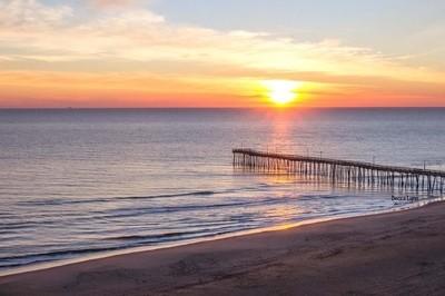 Virginia Beach Sunrise January 15 2016