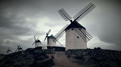 Don Quixote Territory