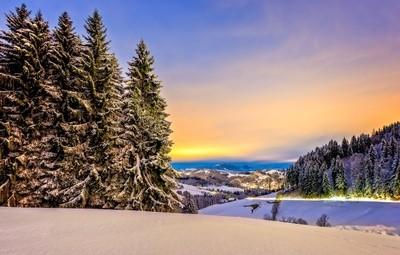 Appenzell Winter Wonderland