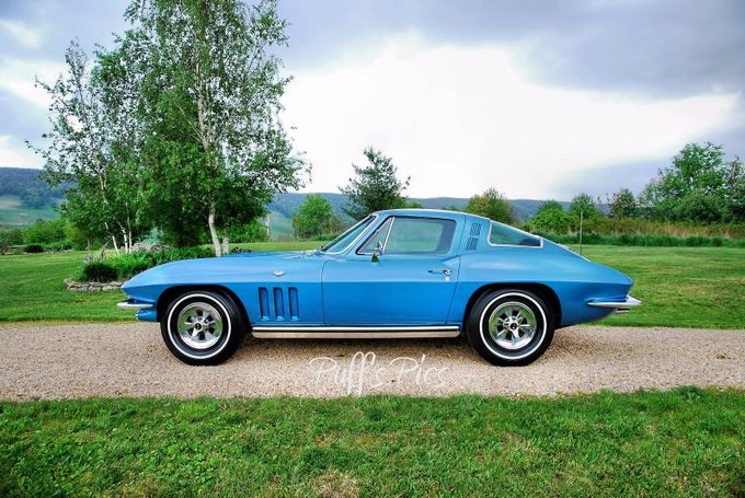 '65 Corvette by dpandtp - Awesome Cars Photo Contest