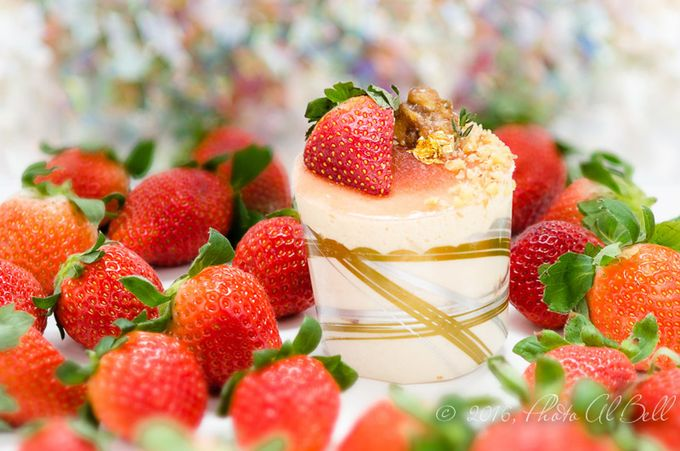 Not Your Mama's Strawberry Shortcake by Al_Bell - Looks Delicious Photo Contest