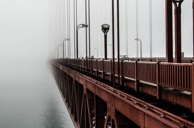 Golden Gate by samuelroniger - Diagonal Compositions Photo Contest