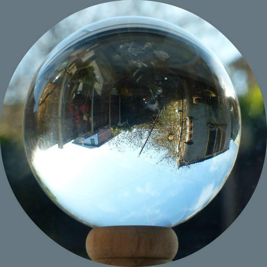 Using my crystal ball
